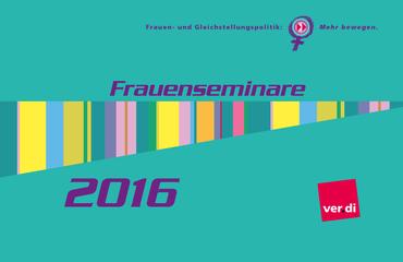 Frauenpolitische Seminare 2016