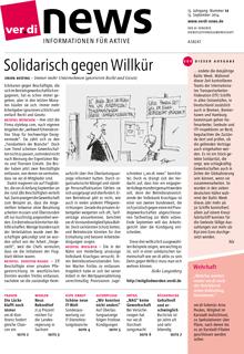 ver.di NEWS (12/2014)
