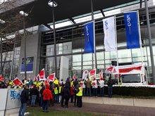 5.000 streiken in der privaten Energiewirtschaft