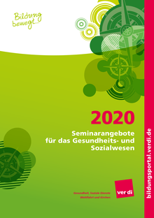 Seminarangebote 2020 für das Gesundheits- und Sozialwesen