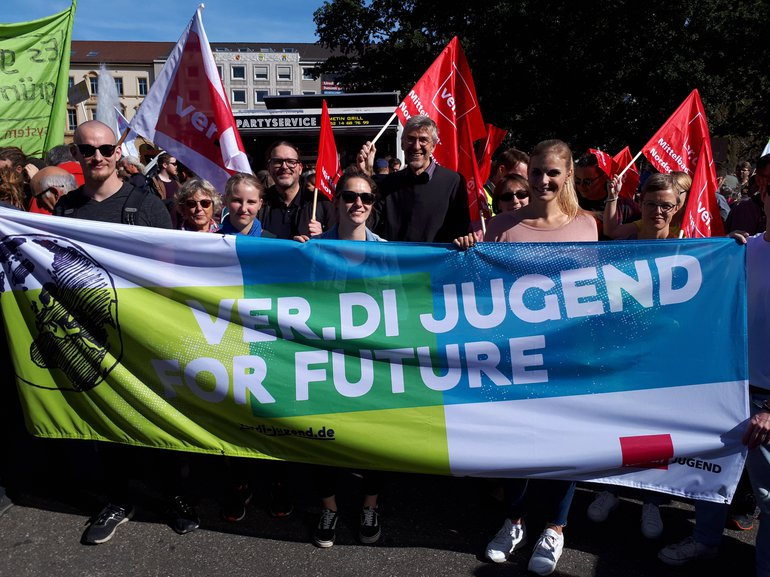 Fridays for Future in Karlsruhe