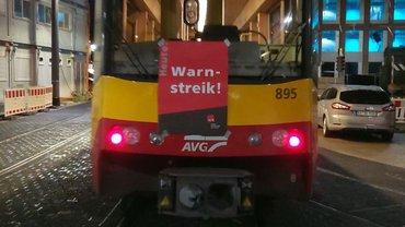 #tvn2020: Warnstreiks am 29.09.2020 bei der VBK