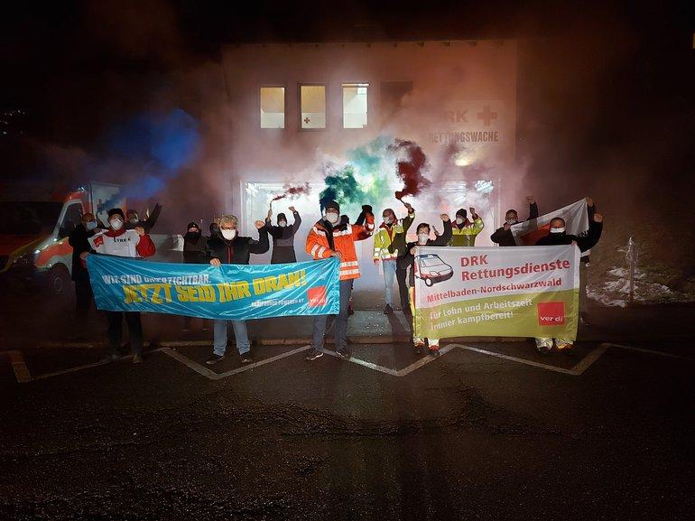 Leuchtfeuer für den Rettungsdienst Freudenstadt