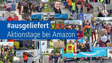 #ausgeliefert: Aktionstage bei Amazon